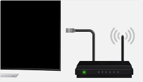 Смотрешка Samsung SMART TV